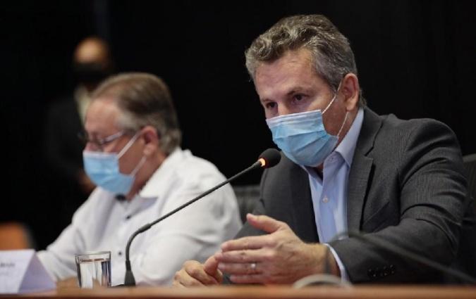 Governador Mauro Mendes anuncia compra de 1,2 milhão de doses da vacina Sputnik V